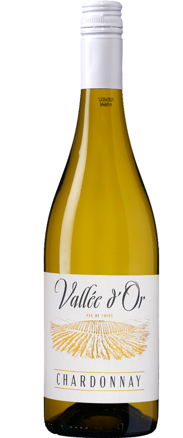 Vallee d'Or Chardonnay Val de Loire IGP 2019 - Wine Central