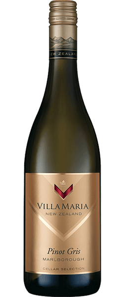 Villa Maria Cellar Selection Marlborough Pinot Gris 2018