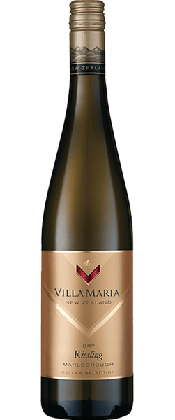 Villa Maria Cellar Selection Marlborough Riesling 2017