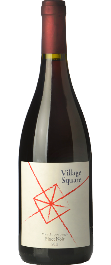 Village Square Martinborough Pinot Noir 2011 - Wine Central