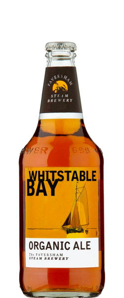 Whitstable Bay Organic Ale 500ml Bottles