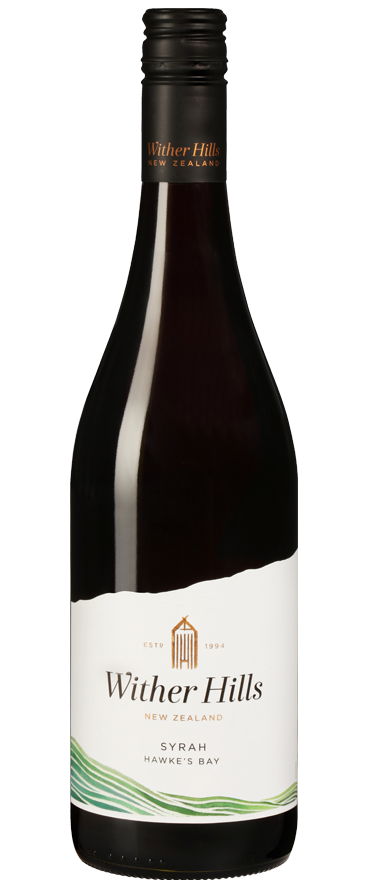 Wither Hills Syrah 2018