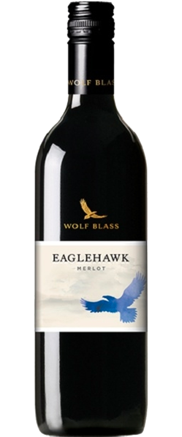 Wolf Blass Eaglehawk Merlot 2019 - Wine Central