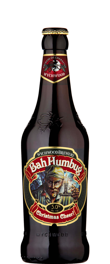 Wychwood Bah Humbug 500ml Bottle