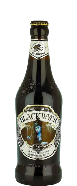 Wychwood Black Wych Porter 500ml Bottle