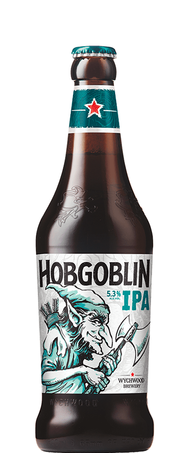Wychwood Hobgoblin IPA 500ml Bottle - Wine Central