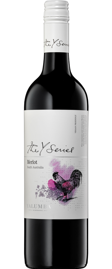 Yalumba Y-Series Merlot 2019 - Wine Central