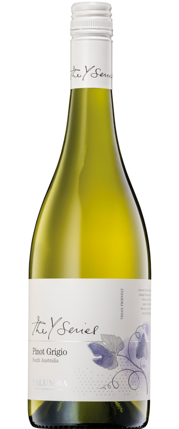 Yalumba Y-Series Pinot Gris 2020 - Wine Central