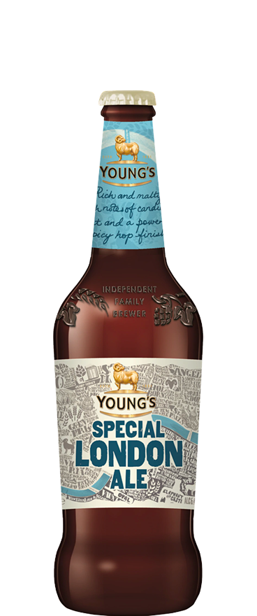 Young's Special London Ale 500ml Bottle