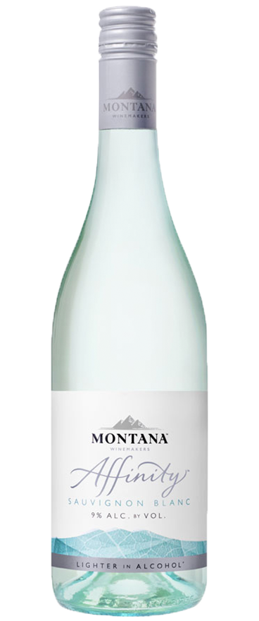 Montana Affinity Lighter Sauvignon Blanc 2020 - Wine Central