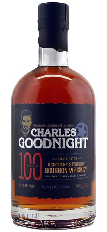 Charles Goodnight Small Batch Kentucky Bourbon (750ml) , Spirit - Charles Goodnight, Wine Central