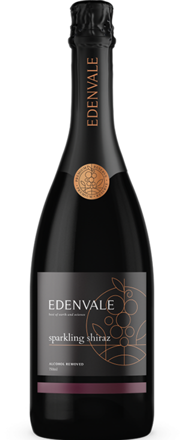Edenvale Reserve Alcohol-Removed Sparkling Shiraz - Wine Central