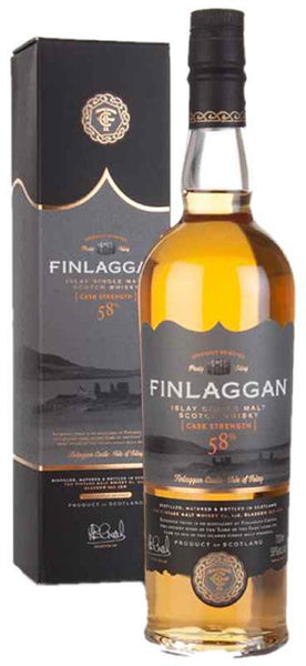 Finlaggan Cask Strength Single Malt Whisky (700ml) , Spirits - Finlaggen, Wine Central - 2