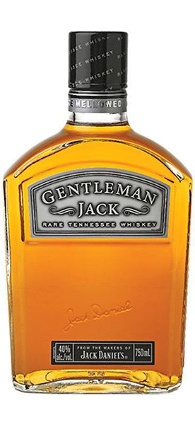 Gentleman Jack & Coasters Gift Pack