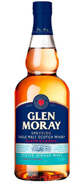 Glen Moray Peated Single Malt Scotch Whisky (700ml) , Whisky, Spirits - Glen Moray, Wine Central