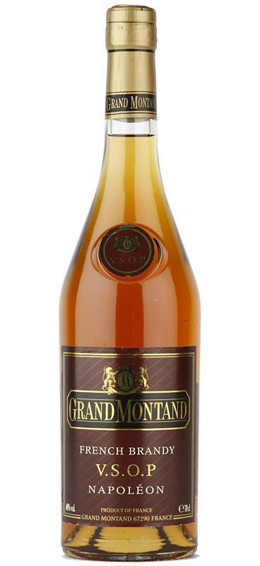 Grand Montand VSOP Brandy (700ml) , Spirits - Grand Montard, Wine Central
