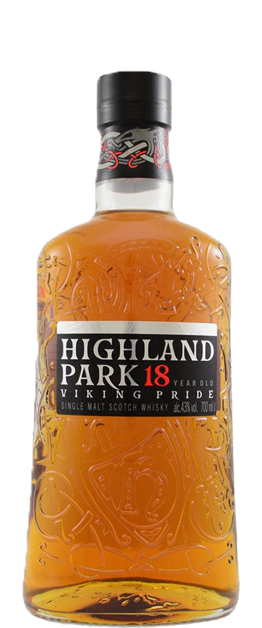 Highland Park 18 Year Old Single Malt Whisky 700ml