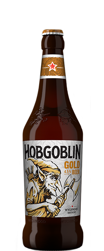 Wychwood Hobgoblin Gold 500ml Bottle