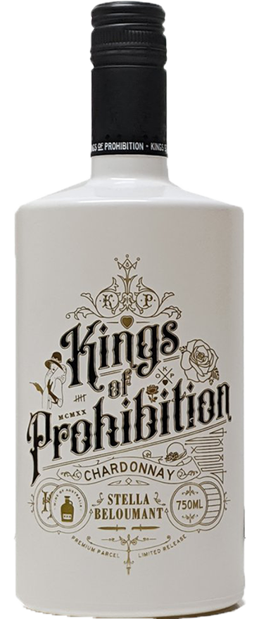 Calabria Kings of Prohibition Chardonnay 2018 - Wine Central