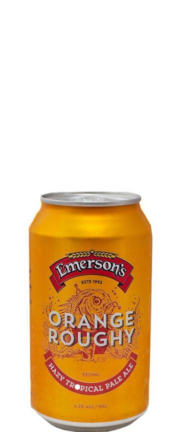 Emerson's Orange Roughy Hazy PA 330ml Can