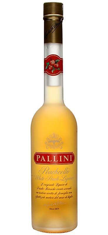 Pallini Peachcello 500ml - Wine Central