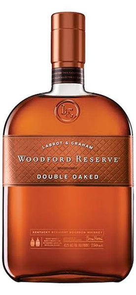 Woodford Reserve Double Oak Kentucky Bourbon 700ML