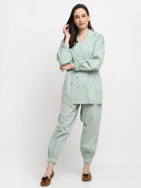 Cotton Casual Co-Ord
