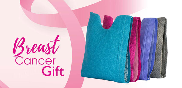 Breast Cancer Gift - The Shell Pillow
