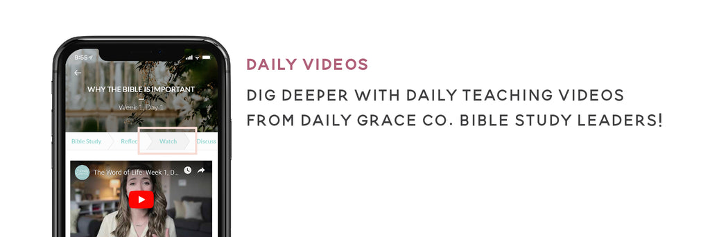 The Daily Grace Co  App
