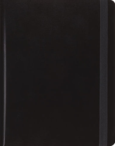 ESV Single Column Journaling Bible -  Black