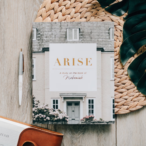 Arise - A Study of Nehemiah