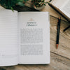 Dwell Scripture Memory Journal - Growing in Grace