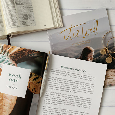 Bible Studies – The Daily Grace Co