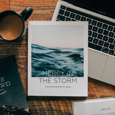 Mercy in the Storm - Jonah Study - Men
