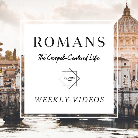 Romans Volume 2  Teaching Videos