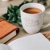 Today Matters for Eternity Bistro Mug