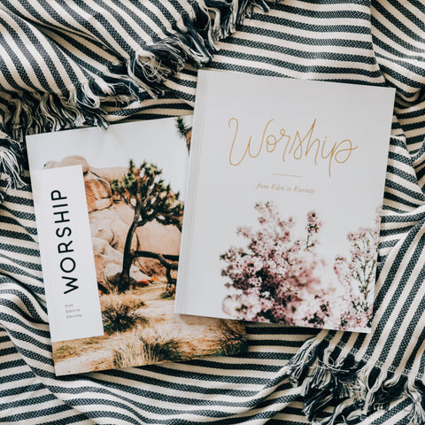 Worship Study - His and Hers Bundle