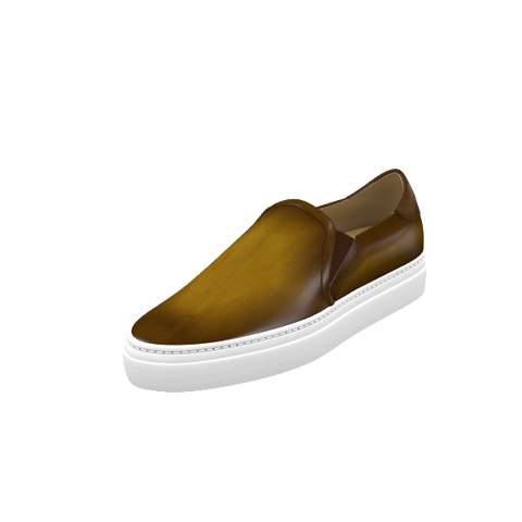 Custom Patina Slip On