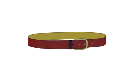 Custom Hamptons Belt