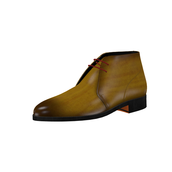 Custom Patina Chukka