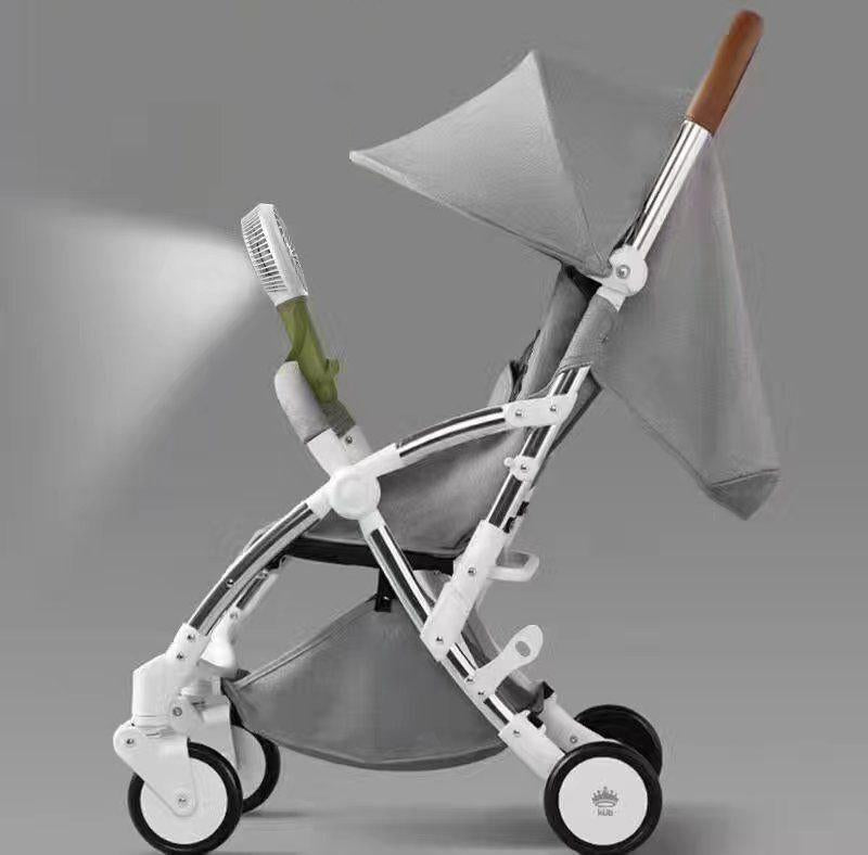 Award Winning 3 Speed USB Rechargeable Buggy TURBO Fan - New Diamond Collection