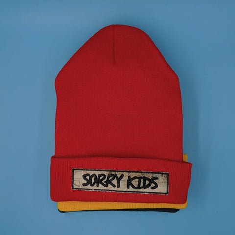 Quincy's Sorry Kids Beanie - Planet Quincy