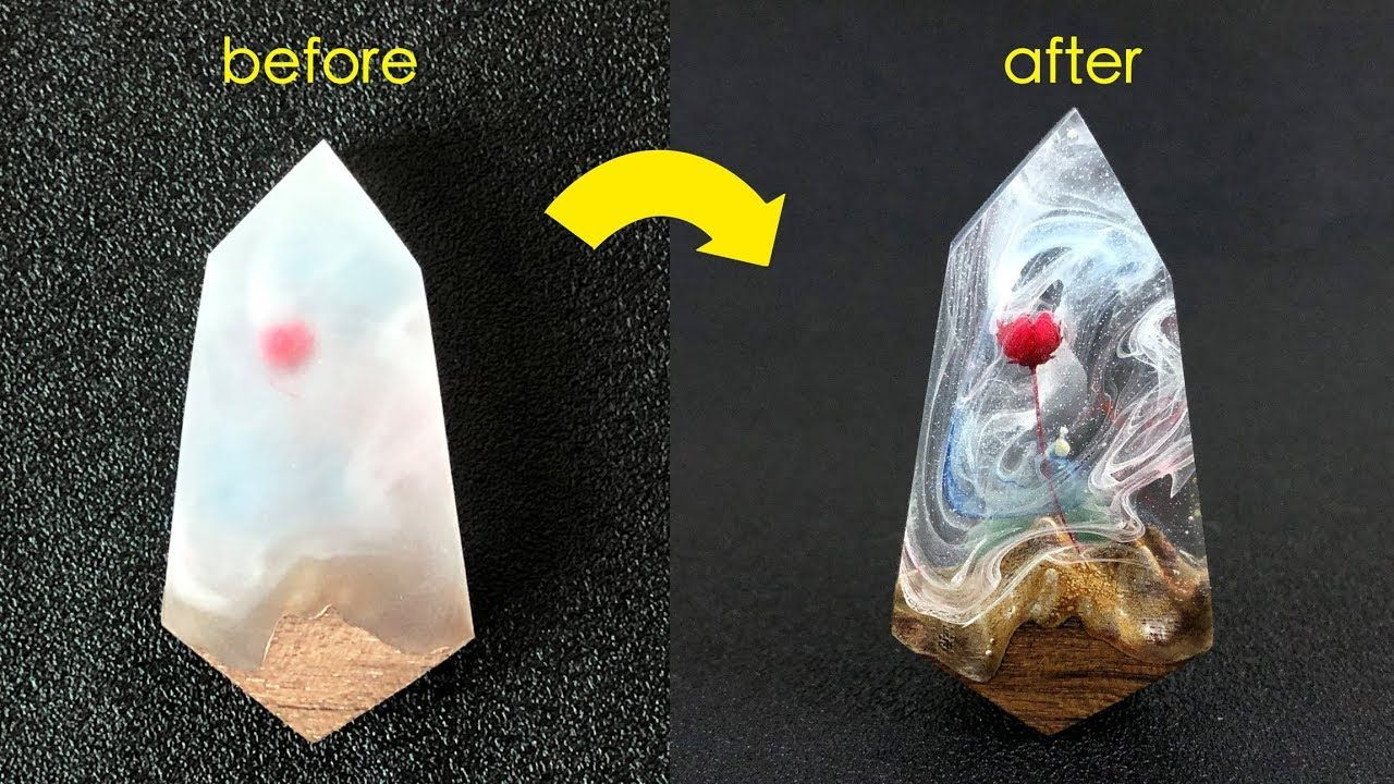 How to Sand Epoxy Resin