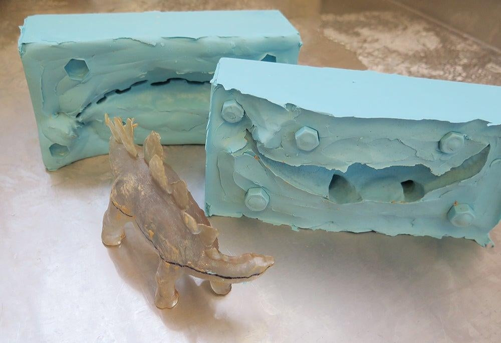 How to Make a Two-Part Form Mold