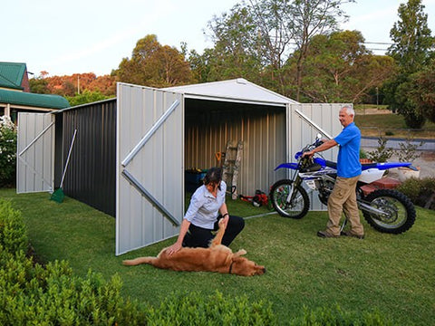 12 Uses for a Garage Shed
