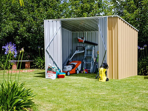 8 Reasons You Should Buy a Skillion Roof Shed