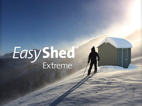 Sheds Built For Extreme Weather Conditions