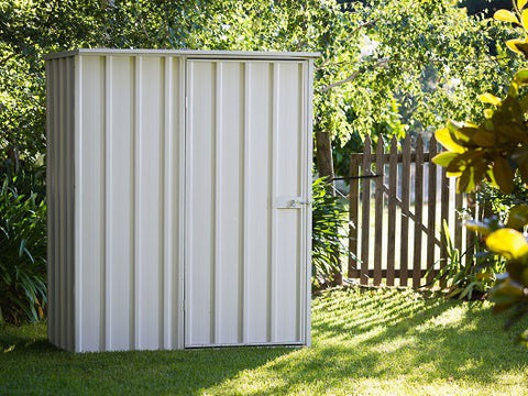 Sheds for Tight Spaces
