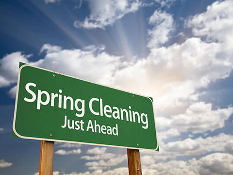 Buy A Shed if You Are Spring Cleaning!