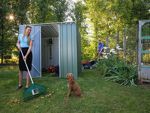 Why Buy a Gable roof Shed vs. Skillion Roof Shed vs. Flat Roof Shed?